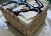 Торт со згущенкой