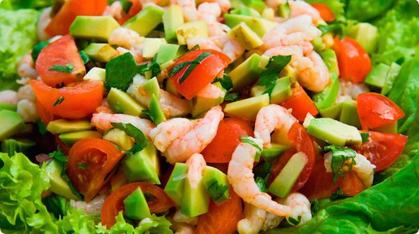 очень вкусные рецепты мясных салатов