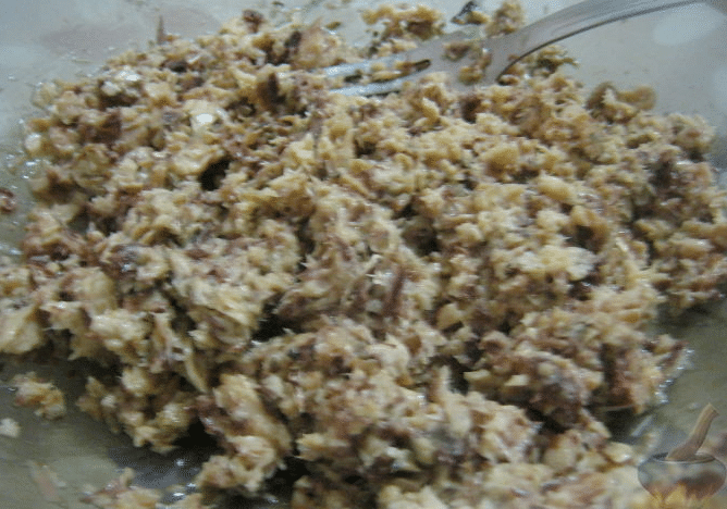 Салат мімоза з рибними консервами класичний рецепт