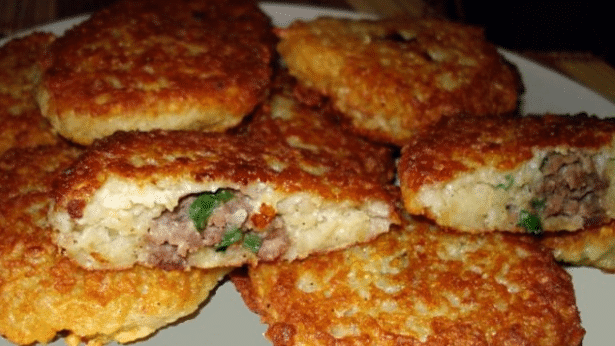 Рецепты блюд из мясного фарша с фото