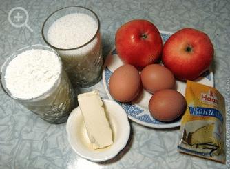 Шарлотка с яблоками: рецепт пышной яблочной шарлотки в духовке, с пошаговыми фото