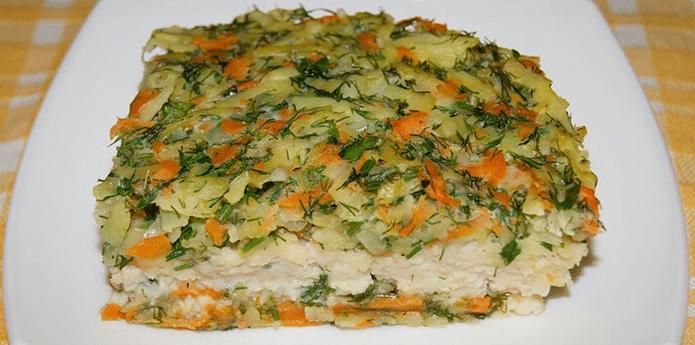 Минтай с рисом в духовке рецепты с пошаговые