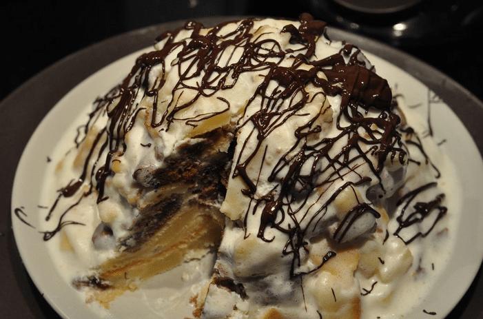 Классический пошаговый рецепт торта Графские развалины