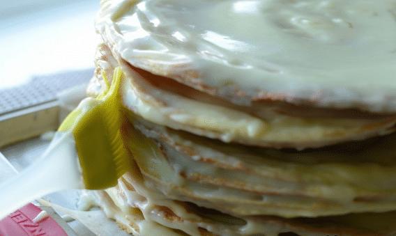 Рецепт заварной крем для торта в домашних условиях пошаговый рецепт с