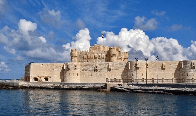Крепость Кайт Бей