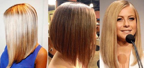 Стрижка боб на средние волосы в 2017 году
