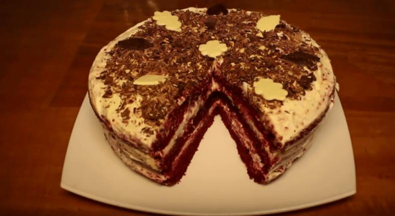 Вкусные торты с фото и пошаговым выполнением
