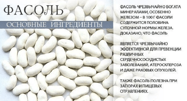 Фасоль - основа лобио