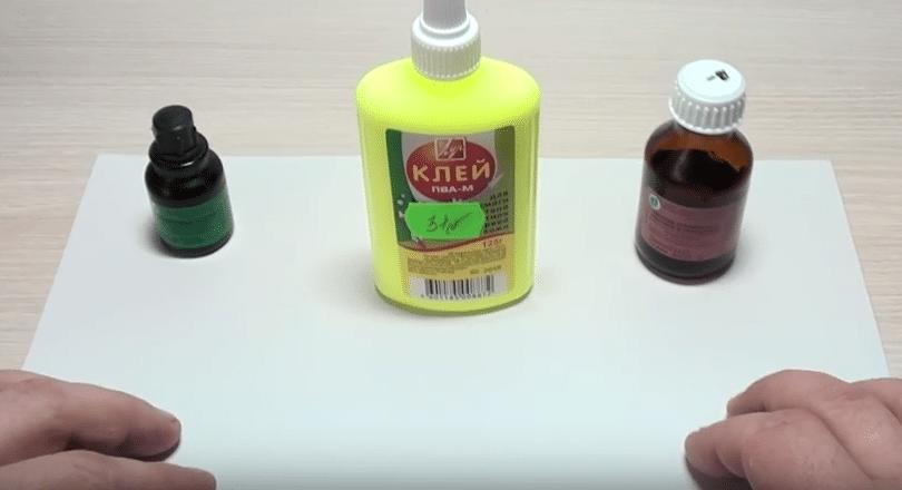 Как сделать лизуна в домашних условиях без тетрабората натрия и пва рецепт