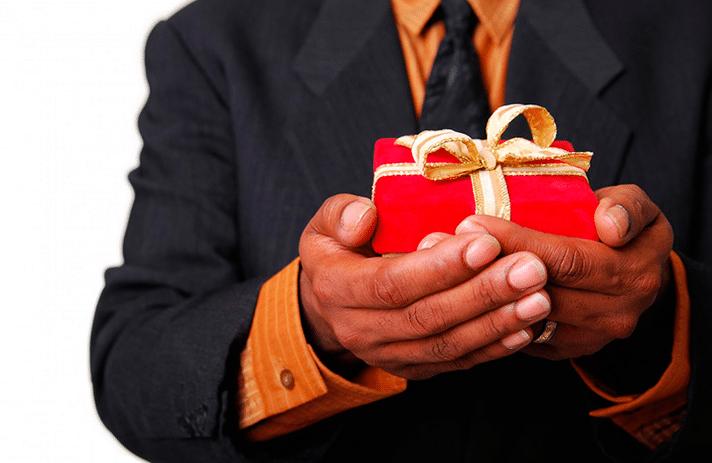 Если дарят дорогие подарки 16