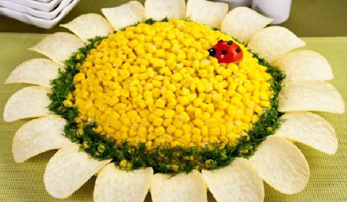 салат оливье классический рецепт фото