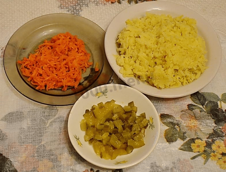 рецепты салатов на новый год под шубой