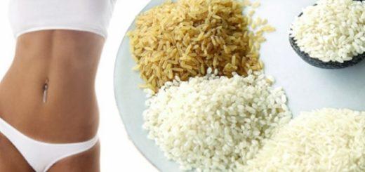 Рисовая диета для похудения и очищения на 7 дней