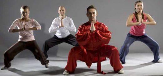 Китайская гимнастика для похудения