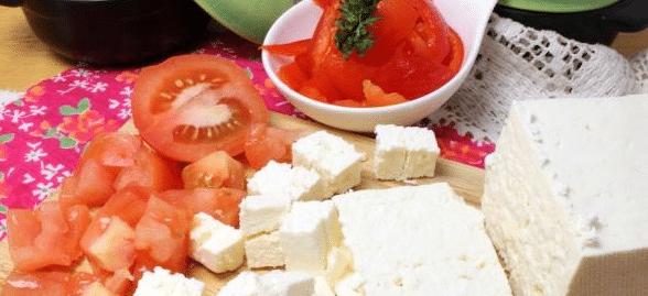 Ингридиенты для салата