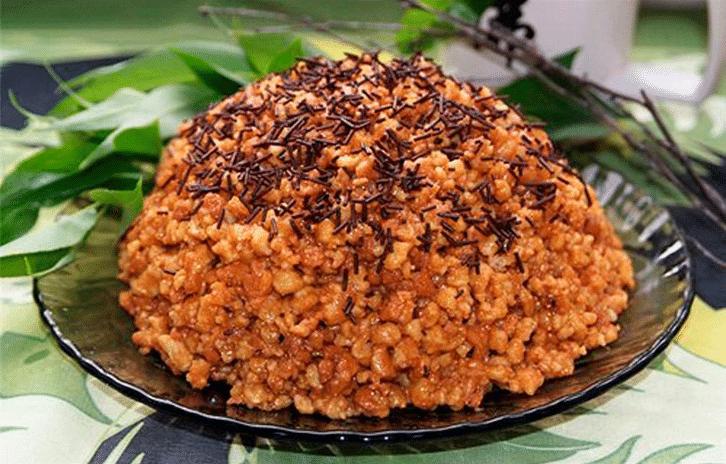 Классический рецепт торта Муравейник