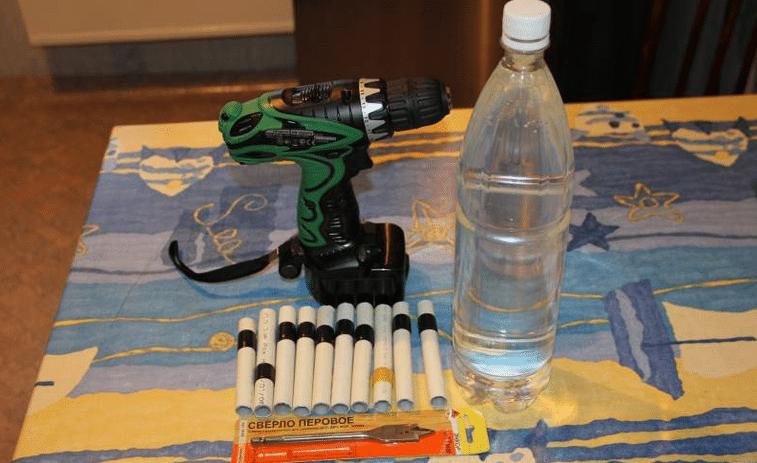 Техника сбора березового сока