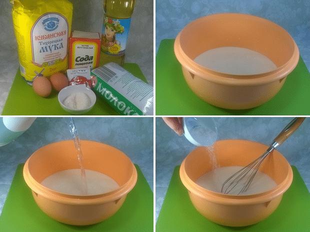Как приготовить пышные оладьи на дрожжах