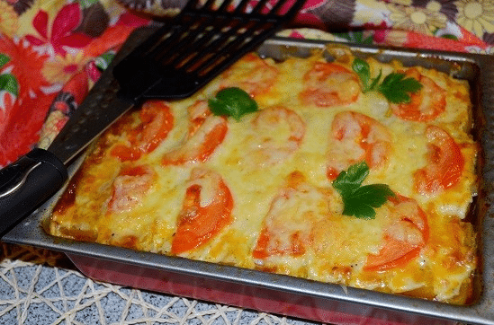 Запеканка из кабачков в духовке с фаршем и помидорами: 3 подробных рецепта с фото