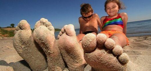Летние детские каникулы